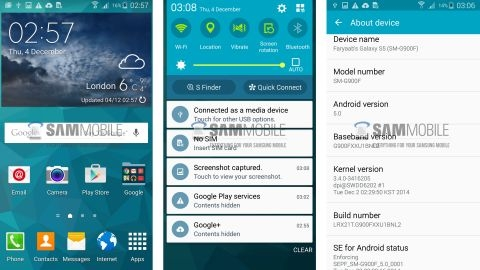 Galaxy S5 i�in Android 5.0 Lollipop G�ncelleme Rehberi