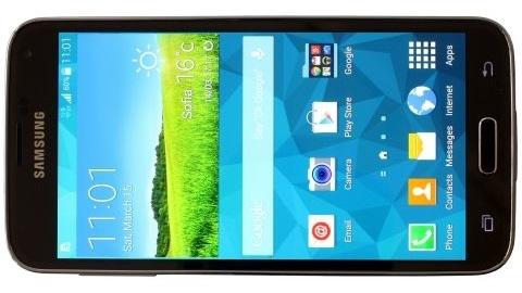 Samsung Galaxy S5 piyasadaki en iyi ekrana sahip