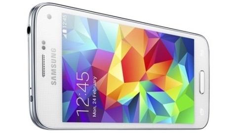 4,5 inçlik Samsung Galaxy S5 mini resmen detaylandı