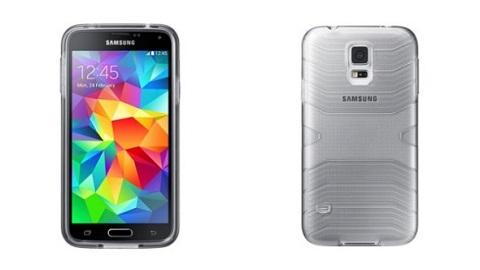 Samsung'un Galaxy S5 kılıfları ortaya çıktı