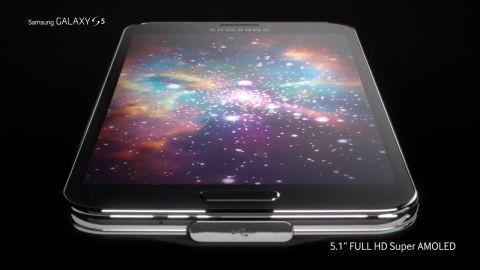 Samsung Galaxy S5'in yeni televizyon reklamı yayınlandı