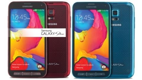 Samsung Galaxy S5 Sport duyuruldu