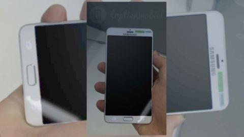 Galaxy S6'ya ait ilk prototip görüntüsünün sızdığı iddia ediliyor
