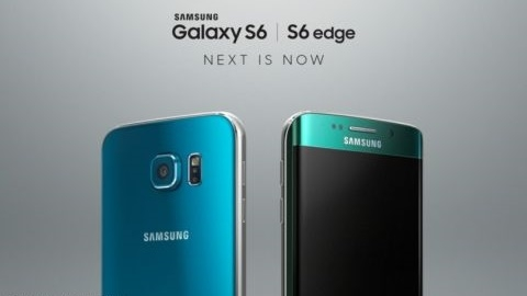 Mavi Galaxy S6 ve yeşil Galaxy S6 edge resmen duyuruldu