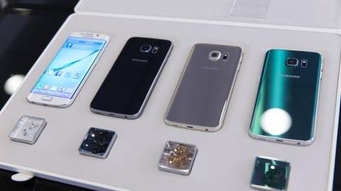 Samsung Galaxy S7'ye ait ilk detaylar ortaya çıktı