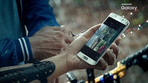 Samsung, Galaxy S7 edge ile alakalı bir video yayımladı