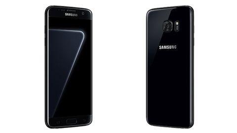 Parlak siyah Galaxy S7 edge tanıtıldı