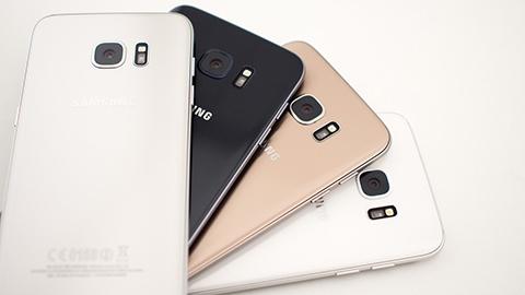 Galaxy S7 ve S7 edge üç haftada 9,5 milyon sattı