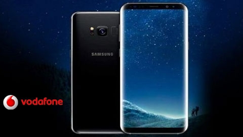 Samsung Galaxy S8 64 GB Vodafone Cihaz Kampanyası