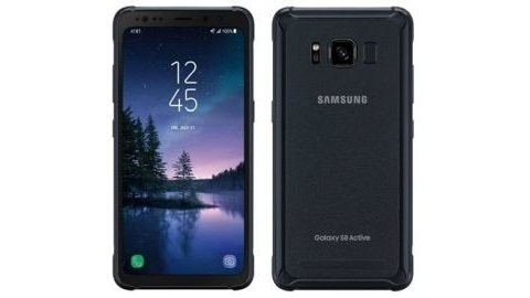 Galaxy S8 Active resmen duyuruldu