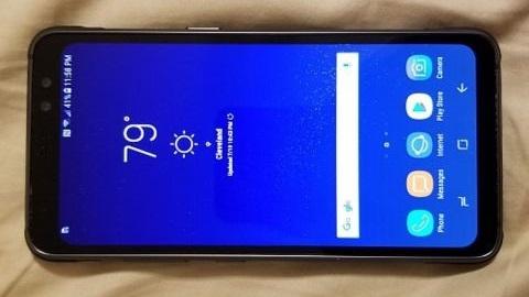 Galaxy S8 Active'den yeni detaylar