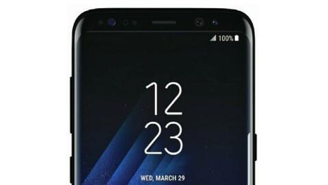 Galaxy S8'in Note 7'den daha fazla ön sipariş toplaması bekleniyor