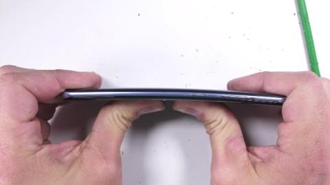 Galaxy S8 dayanıklılık testi