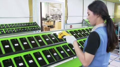 Samsung, beş kat hızlı şarj olan pil geliştirdi