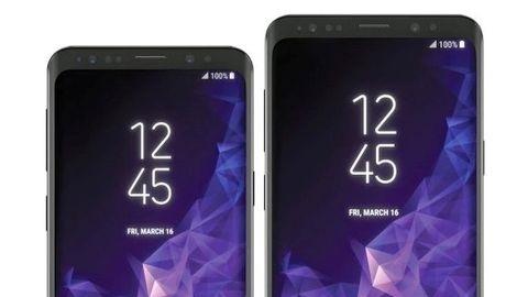 Galaxy S9 ve S9 Plus ilk kez görüntülendi