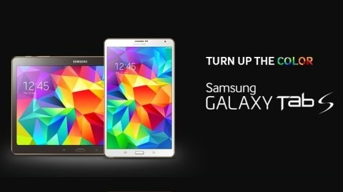AMOLED ekranlı Galaxy Tab S 8.4 ve Tab S 10.5'in Türkiye fiyatı