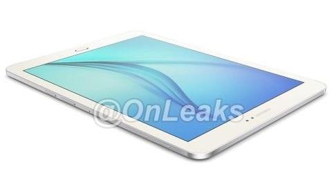 Ultra ince Samsung tablet Galaxy Tab S2 9.7 görüntülendi