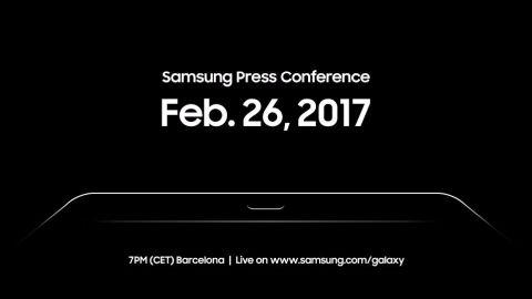 Galaxy Tab S3'ün tanıtım tarihi belli oldu