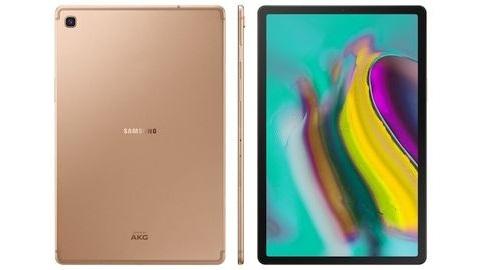 Super AMOLED ekranlı Samsung Galaxy Tab S5e duyuruldu