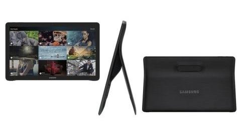 2,65 kiloluk Samsung Galaxy View tablet resmiyet kazandı