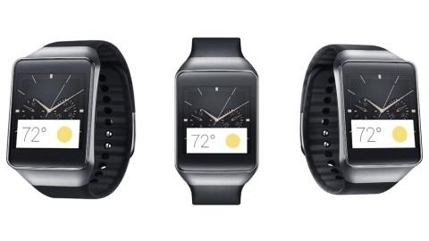 Android Wear işletim sistemli Samsung Gear Live çıktı