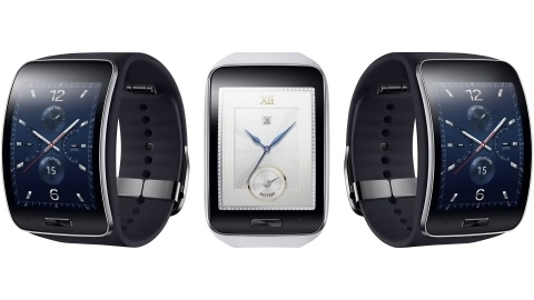 3G ve Wi-Fi destekli ilk akıllı saat Samsung Gear S duyuruldu