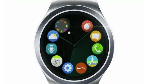 Yuvarlak ekranlı akıllı saat Samsung Gear S2 eylülde tanıtılacak