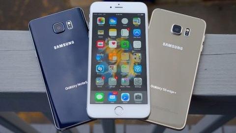 Samsung, iPhone 7'nin OLED ekran tedarikçisi olabilir