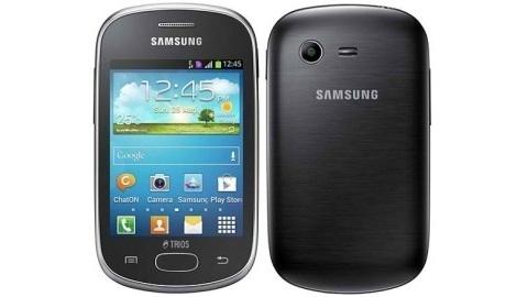 Üç SIM kart destekli Samsung Galaxy Star Trios resmiyet kazandı