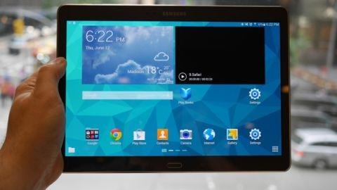 4 GB RAM'li Samsung tabletine ait performans test sonucu yayımlandı