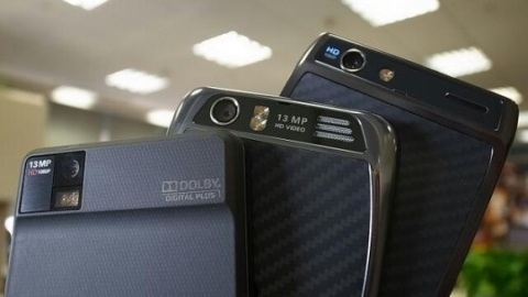 Samsung ve Toshiba, 13 MP'lik kamera sensörü pazarında Sony'ye rakip oluyor