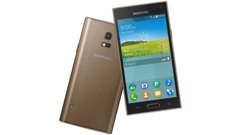 Samsung Z: Dünyanın ilk Tizen akıllı telefonu