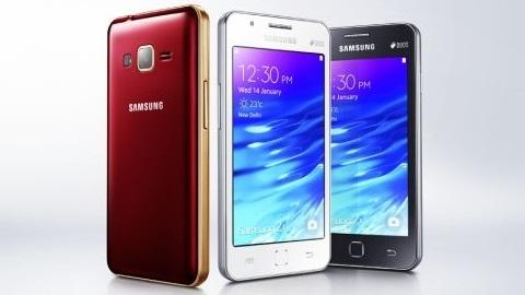 Tizen işletim sistemli Samsung Z1 bir milyon satış barajını aştı