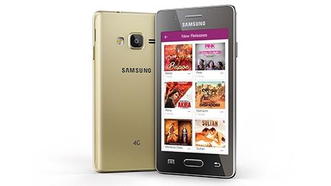 Tizen işletim sistemli üçüncü telefon Samsung Z2 duyuruldu