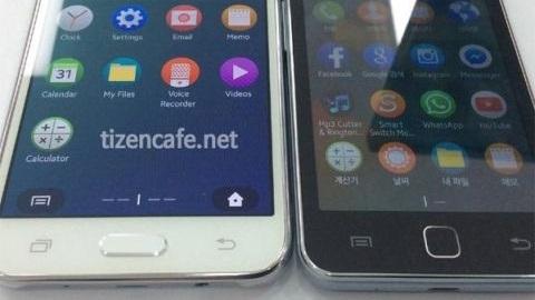 Tizen işletim sistemli Samsung Z3 görüntülendi