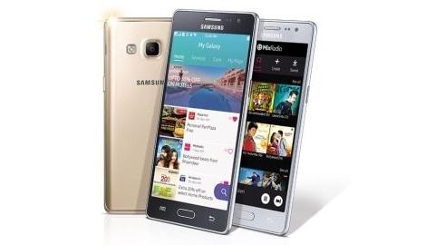Tizen işletim sistemli Samsung Z3 resmen duyuruldu