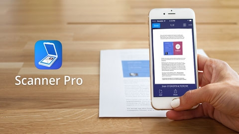 Scanner Pro 7 iOS Uygulaması