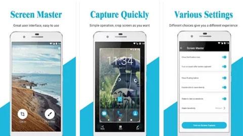 Screen Master: Screenshot & Photo Markup Android Uygulaması