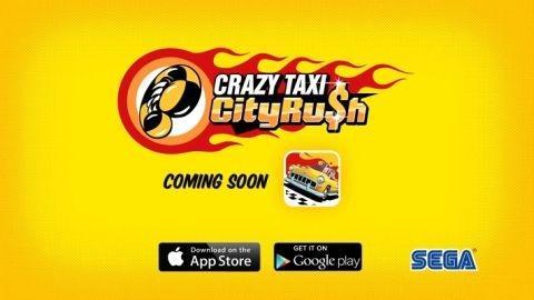 Crazy Taxi: Crazy Rush oyunu iOS ve Android için duyuruldu