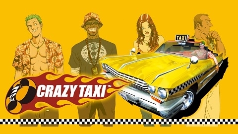 Sega'nın efsane oyunu Crazy Taxi, Android için yayınlandı