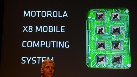 Sekiz çekirdekli Motorola X8 mobil işlem sistemi duyuruldu