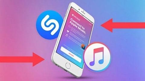 Shazam'a Apple Music Desteği Geliyor