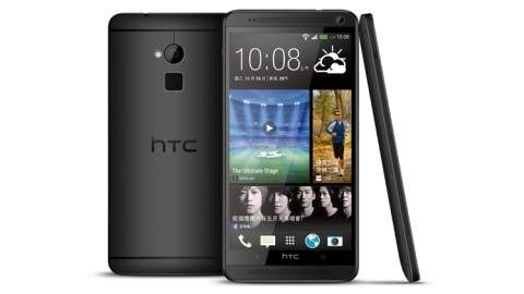 Siyah HTC One max tanıtıldı