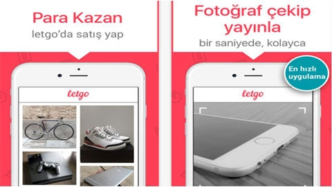 Letgo iOS Uygulaması
