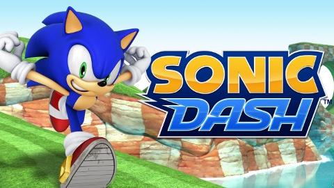 Sonic Dush iOS oyunu App Store'da ücretsiz