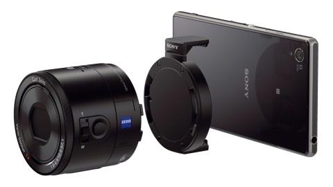 Sony Cyber-shot QX10 ve QX100 lens kameralar resmen detaylandı