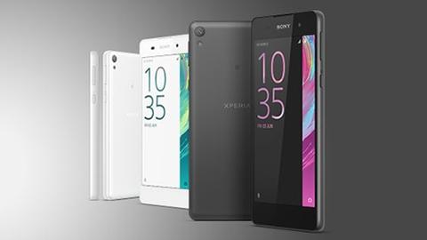 Sony Xperia E5'ten ilk resmi görüntüler