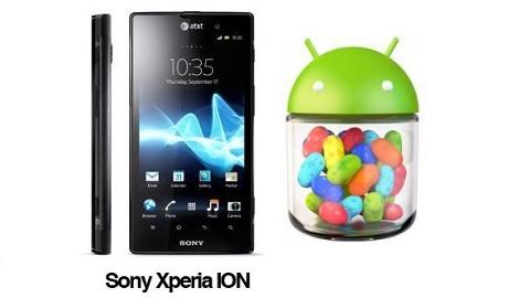 Sony Xperia Ion Android 4.1.2 Jelly Bean güncellemesi yayınlanmaya başladı