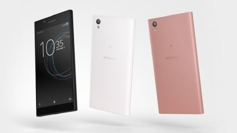 Sony'den 5,5 inçlik orta seviye telefon: Xperia L1