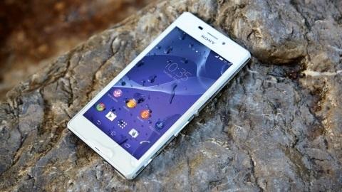 Su geçirmez Sony Xperia M2 Aqua tanıtıldı